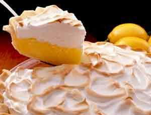 Lemon Pie con Merengue