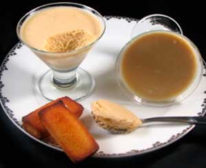 Mousse de Caramelo