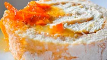 Brazo de Gitano de Naranja