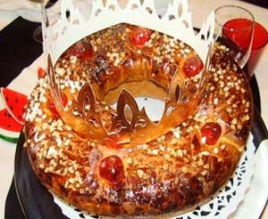 Roscón de Reyes Thermomix