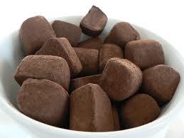 Trufas de Chocolate con Licor