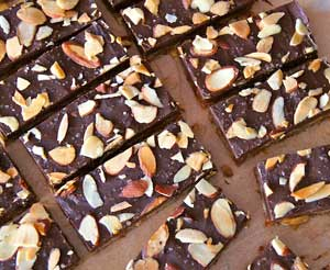 Turron Thermomix